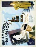 The Thin Man movie poster (1934) picture MOV_e5280219