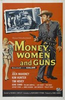 Money, Women and Guns movie poster (1959) picture MOV_e52ff347