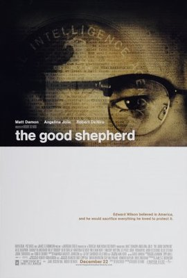 The Good Shepherd movie poster (2006) poster MOV_e5325afa