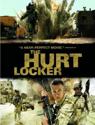 The Hurt Locker movie poster (2008) poster MOV_e5328b64