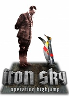 Iron Sky movie poster (2012) picture MOV_a562640f