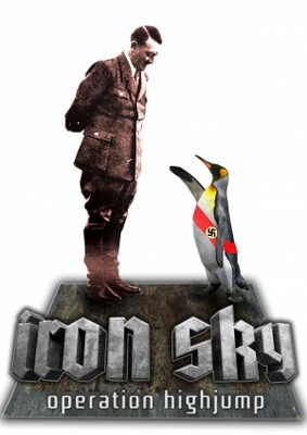 Iron Sky movie poster (2012) poster MOV_e5338bbb