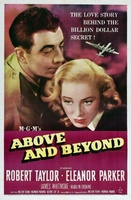 Above and Beyond movie poster (1952) picture MOV_e538f0c0