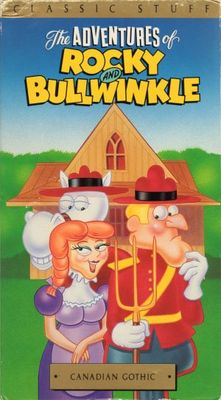 The Bullwinkle Show movie poster (1961) poster MOV_e53b12e7