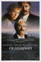 Old Gringo movie poster (1989) picture MOV_e53c8edc