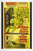 The Curse of the Living Corpse movie poster (1964) picture MOV_e54151a2