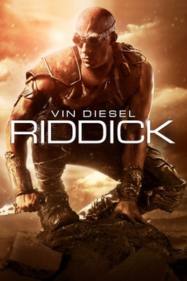 Riddick movie poster (2013) poster MOV_e542a6ed