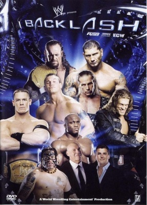 WWE Backlash movie poster (2007) poster MOV_e54955b6