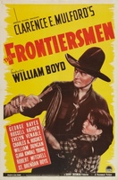 The Frontiersmen movie poster (1938) picture MOV_e54d356c