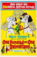 One Hundred and One Dalmatians movie poster (1961) picture MOV_e550efb0