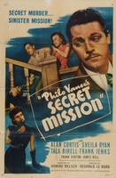 Philo Vance's Secret Mission movie poster (1947) picture MOV_e5517988