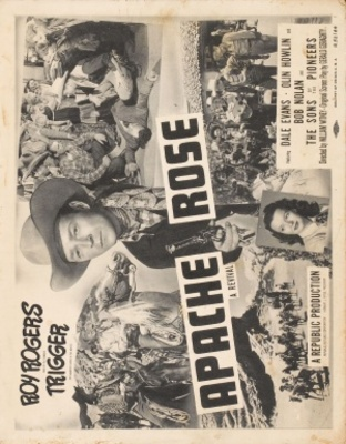 Apache Rose movie poster (1947) poster MOV_e55e5c65
