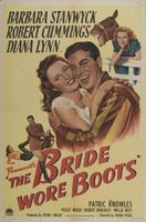 The Bride Wore Boots movie poster (1946) picture MOV_e5628870