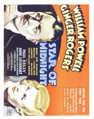 Star of Midnight movie poster (1935) poster MOV_e56684bd