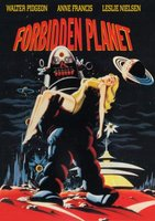 Forbidden Planet movie poster (1956) picture MOV_f9431942