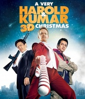A Very Harold & Kumar Christmas movie poster (2010) picture MOV_e56d3637