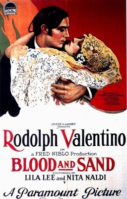 Blood and Sand movie poster (1922) poster MOV_e576ae75