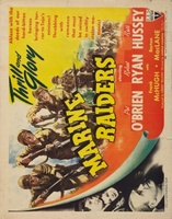 Marine Raiders movie poster (1944) picture MOV_e57a6490