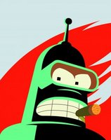 Futurama movie poster (1999) picture MOV_32280e0c