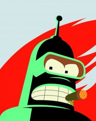 Futurama movie poster (1999) poster MOV_e57acfe5
