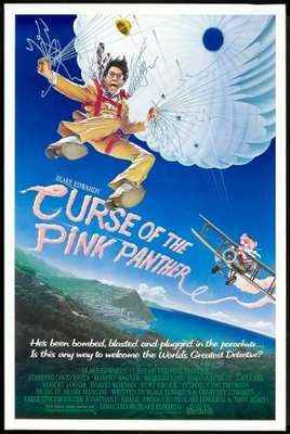 Curse of the Pink Panther movie poster (1983) poster MOV_e581d26d