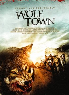 Wolf Town movie poster (2010) poster MOV_e58b8844
