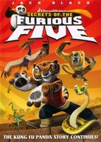 Kung Fu Panda: Secrets of the Furious Five movie poster (2008) picture MOV_e58f6b53