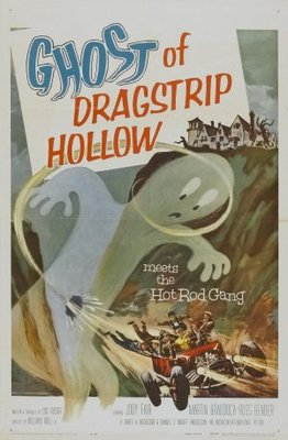 Ghost of Dragstrip Hollow movie poster (1959) poster MOV_e59bea02
