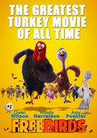 Free Birds movie poster (2013) picture MOV_ed941db5