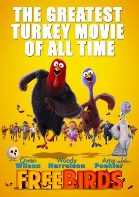 Free Birds movie poster (2013) poster MOV_e59dfe66