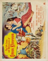 Omar Khayyam movie poster (1957) picture MOV_e59e575e