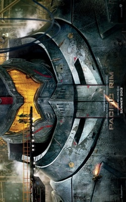 Pacific Rim movie poster (2013) poster MOV_e5a01bec