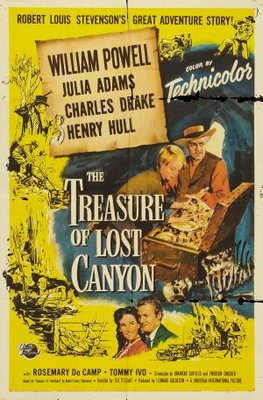 The Treasure of Lost Canyon movie poster (1952) poster MOV_e5a617b6