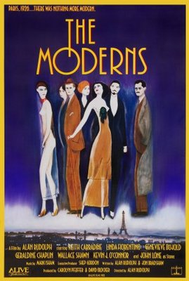 The Moderns movie poster (1988) poster MOV_e5b34c6a