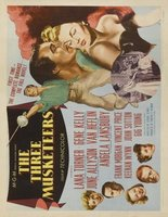 The Three Musketeers movie poster (1948) picture MOV_e5b5a741