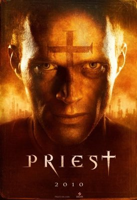 Priest movie poster (2010) poster MOV_e5b6f7ed