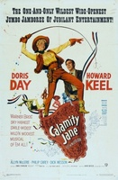 Calamity Jane movie poster (1953) picture MOV_e5bd8d53