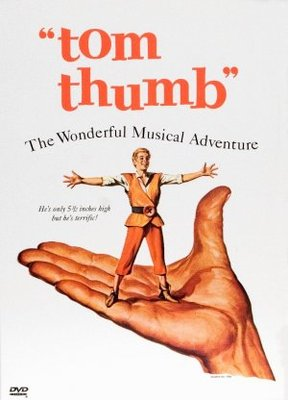 tom thumb movie poster (1958) poster MOV_e5c468ca
