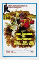 The Scalphunters movie poster (1968) picture MOV_e5c8267b