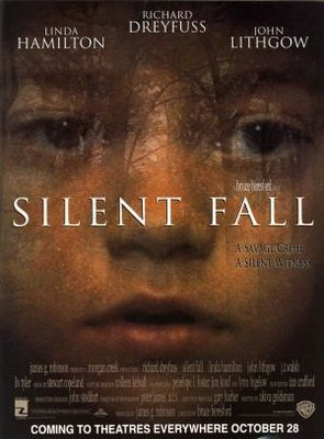 Silent Fall movie poster (1994) poster MOV_e5ca411a