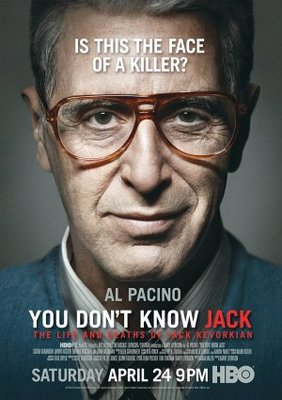 You Don't Know Jack movie poster (2010) poster MOV_e5cb796d