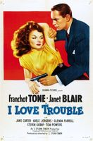 I Love Trouble movie poster (1948) picture MOV_e5cc999a