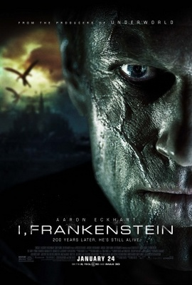 I, Frankenstein movie poster (2014) poster MOV_e5d13b76