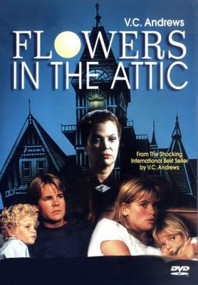 Flowers in the Attic movie poster (1987) poster MOV_e5d2458e