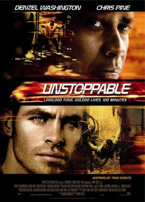 Unstoppable movie poster (2010) poster MOV_e5d69ff2