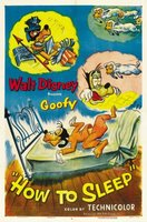 How to Sleep movie poster (1953) picture MOV_e5d6ad52
