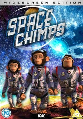 Space Chimps movie poster (2008) poster MOV_e5d912a7