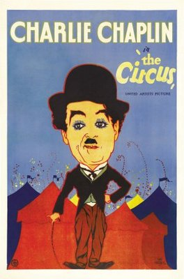 The Circus movie poster (1928) poster MOV_e5d9a065