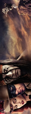 The Lone Ranger movie poster (2013) poster MOV_e5dfce60