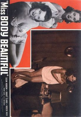 Body Beautiful movie poster (1953) poster MOV_e5e79009